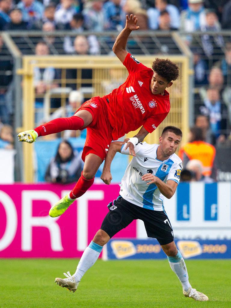 TSV 1860 Muenchen - FC Bayern Muenchen II